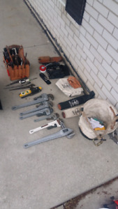 High end tools up for sale
