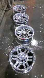 Moto metal 8 bolt rims