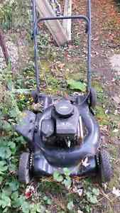 3.5 hp briggs and stratton gas lawnmower