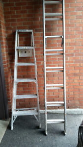 2 Ladders for Sale