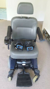 Invacare Pronto M51 Power Wheelchair