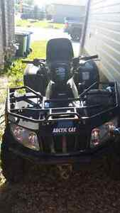 Quad for sale including ramps