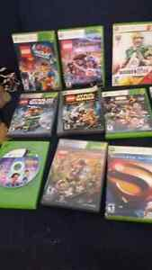 Xbox 360 games and some blurays Cambridge Kitchener Area image 1