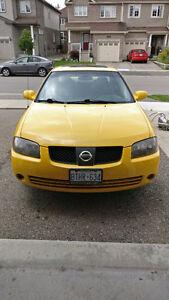2004 Nissan Sentra SER SPEC-V Sedan