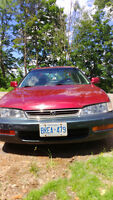 Honda Accord EX 1996