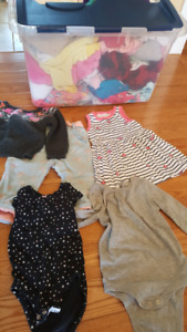Baby girl clothes 0-12 months