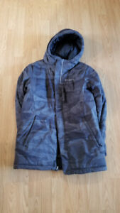 Boys Columbia Insulated Winter Jacket - Large