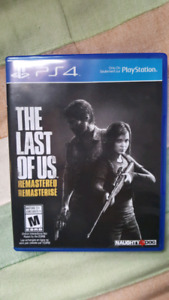 Last of Us Remastered