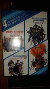 Police Academy all 4 movies only $5 disc in good condition!!!!!! London Ontario image 1