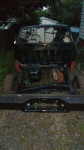 Swb stepside (1992) with transfer case & other parts