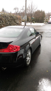 Selling 2006 G35 coupe mint condition fresh paint job