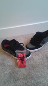 Men's fallen skate shoes size 8.5
