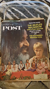 Saturday evening POST magazines