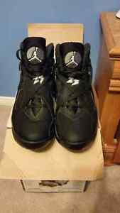 Size 13 Air Jordan Retro Chrome 8s
