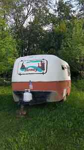 Honey Boler trailer