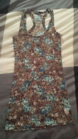 SWS Sheer Lace Top S