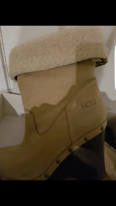 Brand New Ugg Wedge Boots