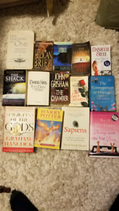 Various Best Seller Books