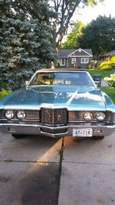 1972 Ford LTD Convertible Windsor Region Ontario image 2