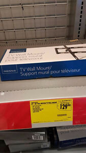 TV Wall Mount, Insignia, ** NEW** (Original Price $129.99) - $70