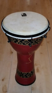 "Toca Percussion Freestyle Mechanically Tuned 12"" Djembe"