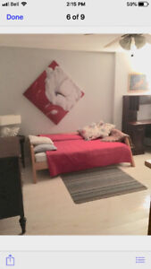 Room with Private On-Suite For Rent - 5 min walk to MSVU Halifax