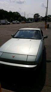 PORSCHE 924 S    1987