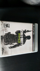 Jeux ps3 cell of duty