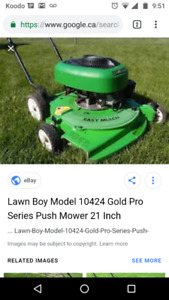 Lawn Boy Lawnboy 10424 Push Mower