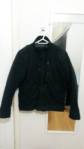 american eagle winter jacket size small