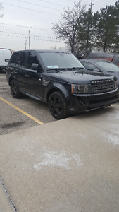 2011 RANGE ROVER SPORT - SUPERCHARGED - 510 HP