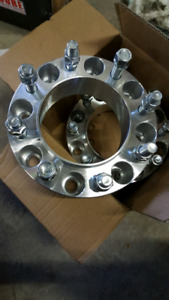 Ford f250 f350 wheel spacer