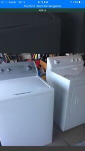 Kenmore washer and dryer (priced to sell)