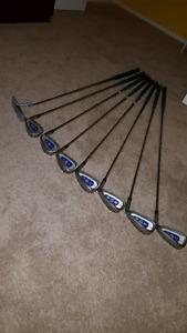 Men's RH golf clubs