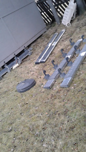 REDUCED Used Chevy Running Boards for sale