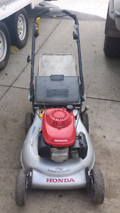 Serviced lawnmowers for sale/trade ins