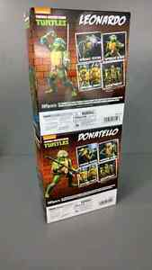 Shf Figuarts TMNT Donatello and Leonardo Peterborough Peterborough Area image 2