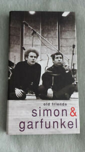 SIMON AND GARFUNKEL CD BOXED SET ! NEW
