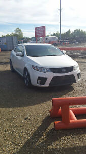 MUST SELL 2012 Kia Forte Coupe (2 door)