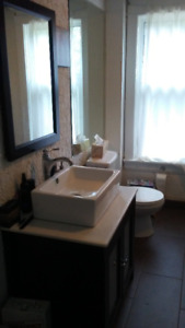 1-2 BEDROOMS AVAILABLE PRIVATE ENTRANCE,KITCHEN & BATH