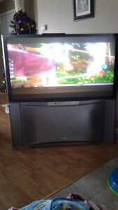 "55"" Hitachi tv"