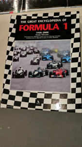 The Great Encyclopedia of Formula 1