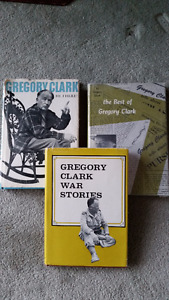 Gregory Clark Books - Fiction and Non-Fiction