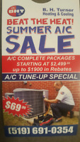 Air-Conditioning  DEAL$ Starting as low as $1,499.00!