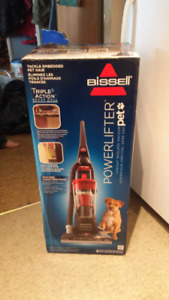 Bissell powerlifter pet