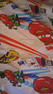 Cars toddler bedding & decorations