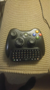 Xbox 360 Controller with Textpad