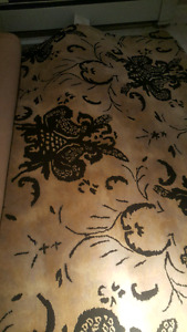 New never used thick area rug for sale
