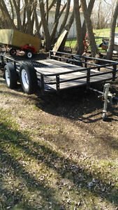 5' x 10' Utility trailer for sale