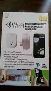 WIFI OUTLET NEW IN THE BOX